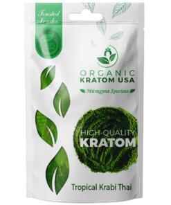 Tropical Krabi Thai Kratom Powder