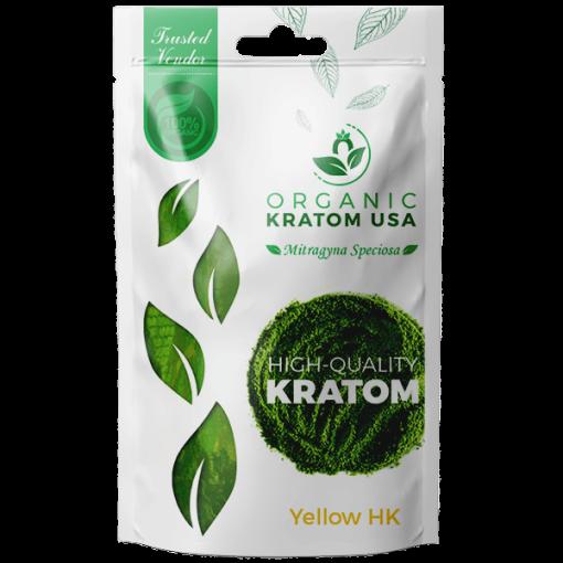 Yellow Hulu Kapuas