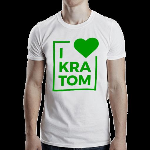 I Love Kratom Shirt