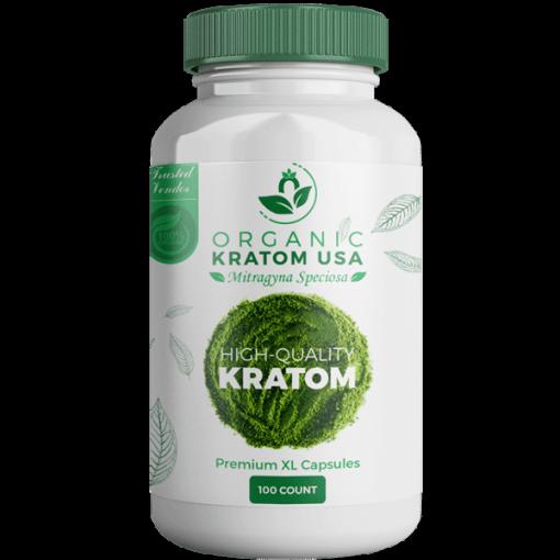 Green Bali Kratom Capsule