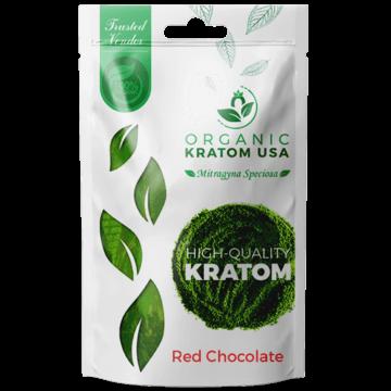 Red Chocolate Kratom Powder