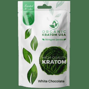 White Chocolate Kratom Powder