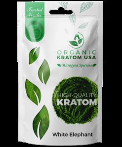 White Elephant Kratom Powder