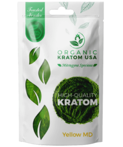 Yellow Maeng Da Kratom Powder