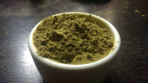 OJ Red Vein Kratom Powder