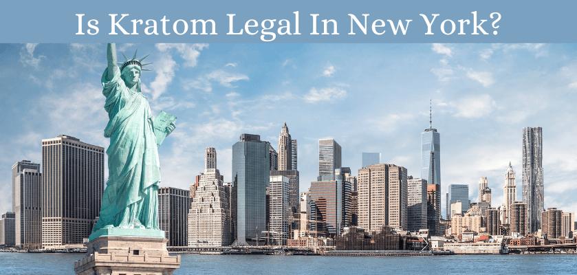 Is Kratom Legal In New York?